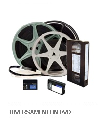 riversamenti in dvd