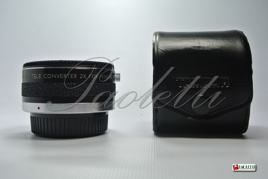 MC TELE CONVERTER 2X FOR PENTAX-K