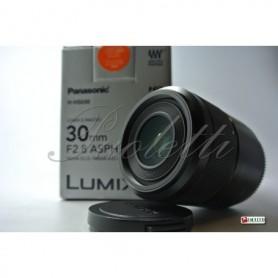 Panasonic Lumix G. Macro 30 mm F2.8 ASPH. Mega O.I.S.