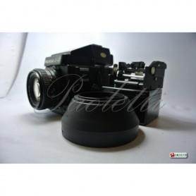 Mamyia M645 Super- Magazzino - Sekor 80 mm 1:2.8 Paraluce  Caricatore 120