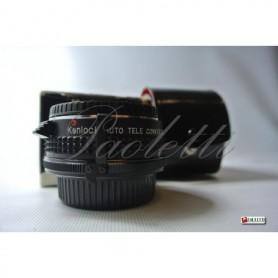 produttori vari Kenlock Auto teleconverter 2X Multi-coated per Nikon AI