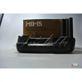 Nikon MB-15 per Nikon F100