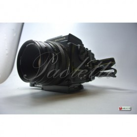 Zenza Bronica ETR si - Mag. 120 - Impugnatura - Zenzanon E II 75/2,8 - Mirino