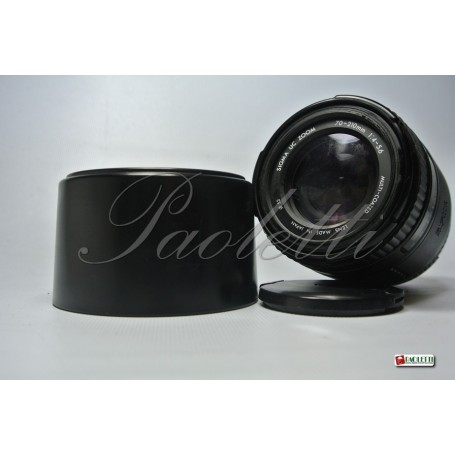 Sigma per Nikon UC ZOOM 70-210 mm 1:4-5.6