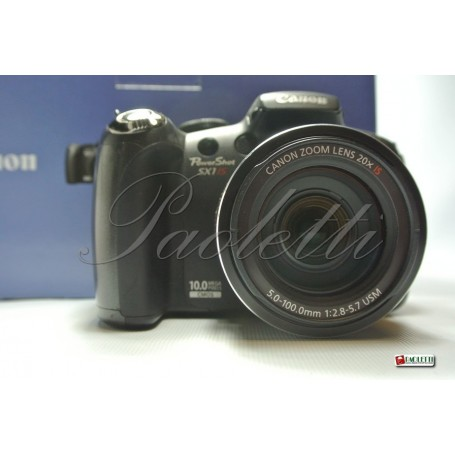 Canon Power Shot SX1 IS