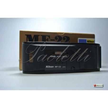 Nikon MF-22 PER F4 F4s