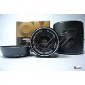Olympus OM- System Zuiko Auto-W 28mm 1:3.5