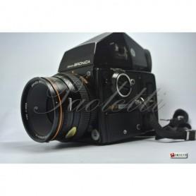 Zenza Bronica SQ-A - Zenzanon-S 80mm 1:2.8 - Mag. 220J - Mirino Finder