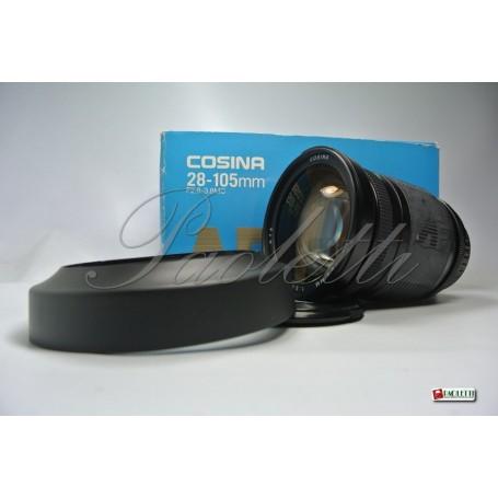 produttori vari Cosina per NikonAF ZOOM 28-105 mm 1:2.8-3.8 MC