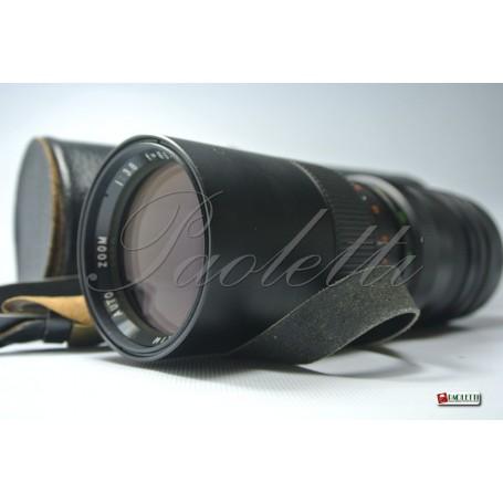 Paim per Mamiya Auto-zoom 85-205 mm 1:3.8
