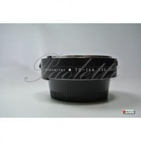 Nikon Teleconverter TC-14A 1.4 X