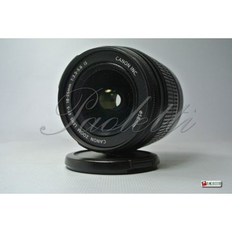 Canon EF-S 18-55 mm 1:3.5-5.6 IS