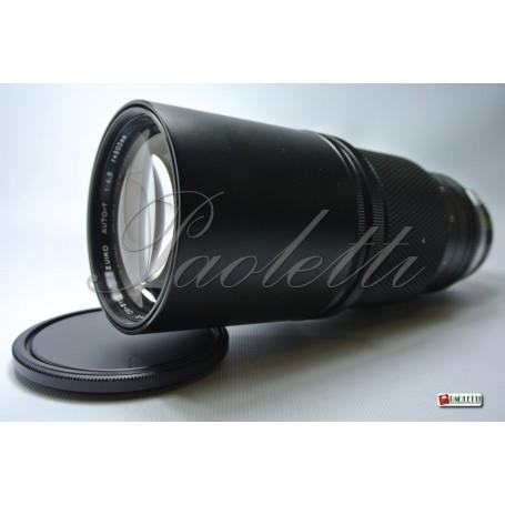 Olympus OM-System Zuiko Auto-T 1:4.5 300mm