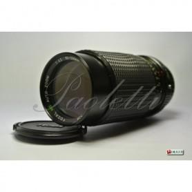 produttori vari Per Pentax Focal MC Auto Zoom 1:4.5 80-200 mm