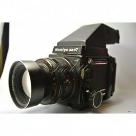 Mamyia Mamya RB 67 Professinal - Sekor 1:4.5 180 mm - MaG. 120 - Prism Finder