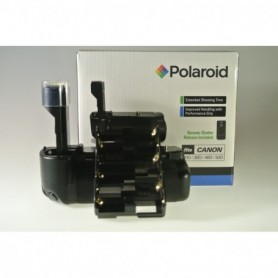 Polaroid Performance Grip per Canon 20D, 30D, 40D, 50D.