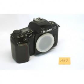 Nikon F-801 AF Quarz date