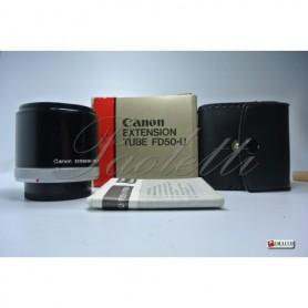 Canon Extension Tube FD50-U
