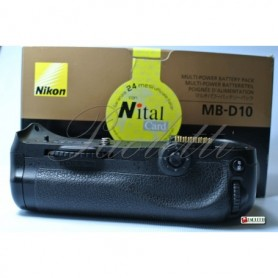 Nikon MB-D10 per D300 D300s D700