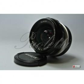 Nikon Nikkor NC Auto 1:2.8 f  24mm