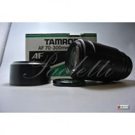 Tamron per Nikon AF 70-300 mm 1:4-5.6