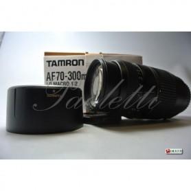 Tamron per Canon AF 70-300 mm 1:4-5.6 Di LD MACRO 1:2