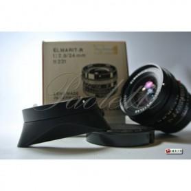 Leica Elmarit-R 1:2.8/ 24mm 11221 mat.: 3008***