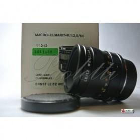 Leica Macro-Elmarit-R 1:2.8/60 11212 mat.: 3014…