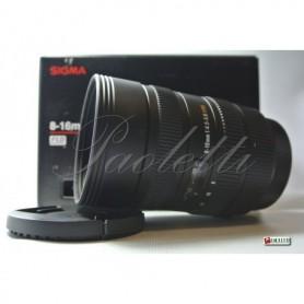 Sigma per Canon 8-16 mm F4.5-5.6 DC
