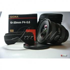 Sigma per Nikon 10 - 20 mm F 4-5.6 DC HSM