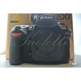 Nikon D200 (Body)