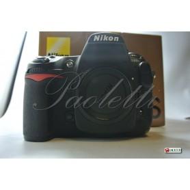 Nikon D300s - corpo