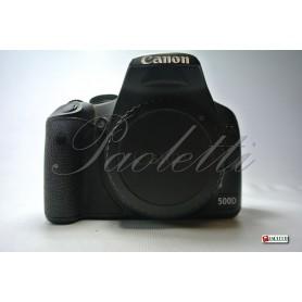 Canon Eos 500D Usata