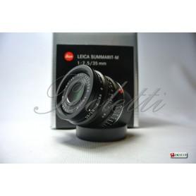 Leica Summarit-M 1:2/35 E39 (11643) Black Mat.: 4200…