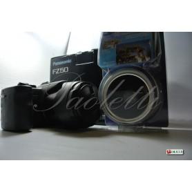 Panasonic DMC-FZ50  Kenko LD-055W ( Wide angle conversion lens )
