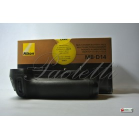 Nikon Multi-Power battery pack MB-D14 Nikon D600 / 610 Usato
