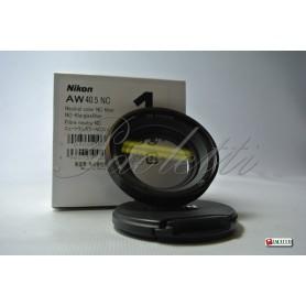 Nikon AW 40,5 NC Usato