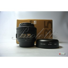 Nikon AF-S Nikkor 35mm 1:1.8 G DX Usato