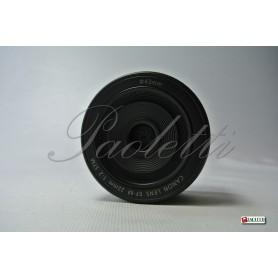 Canon EF-M 22mm 1:2 STM (Black) Usato
