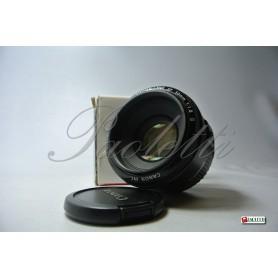 Canon EF 50mm 1:1.8 II Usato
