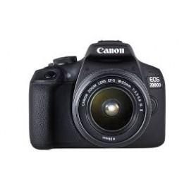 Canon Eos 2000D - EF-S 18-55mm 1:3.5-5.6 IS II