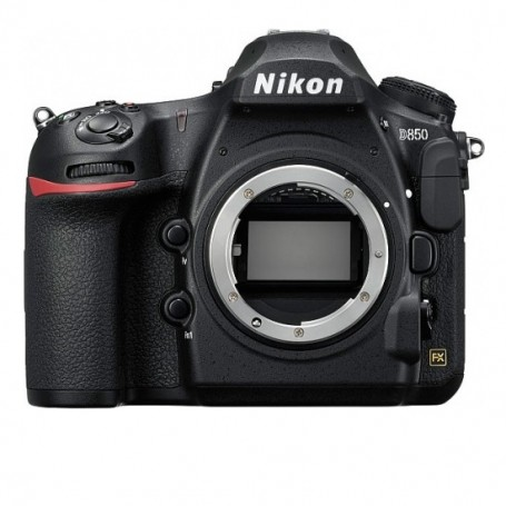 Nikon D850 ( body) . Con Nital card.