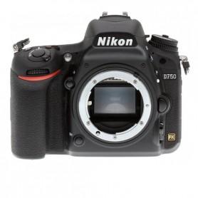 Nikon D750 ( body) .Con Nital card.