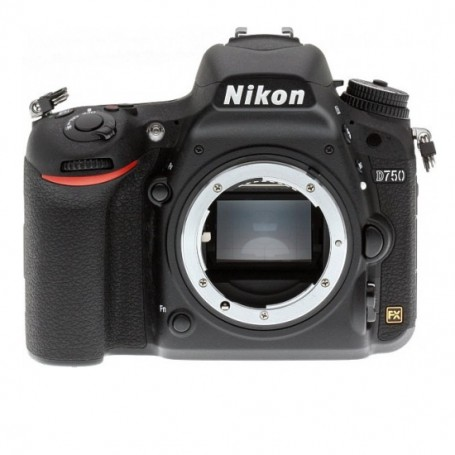 Nikon D750 ( body) .Con Nital card.