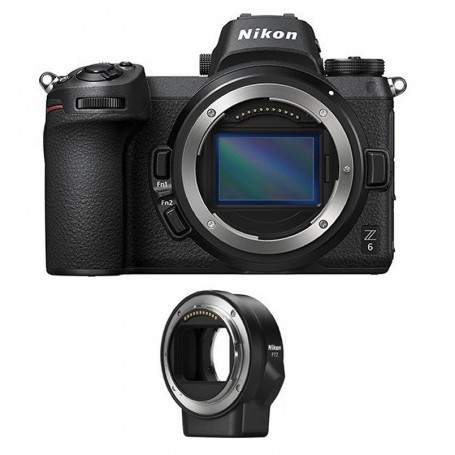 Nikon Z6 ( body) + FTZ Mount Adapter