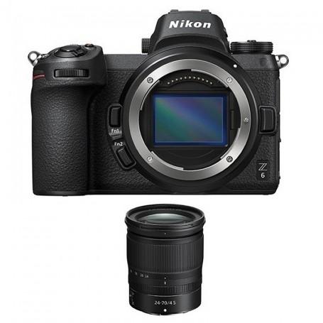 Nikon Z6 ( body) + NIKKOR Z 24-70 f/4 S