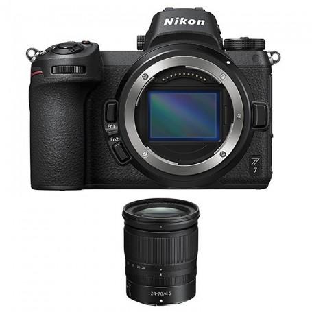 Nikon Z7 ( body) + NIKKOR Z 24-70 f/4 S