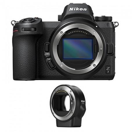Nikon Z7 ( body) + FTZ Mount Adapter