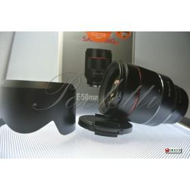 Samyang per Sony AF 50mm 1:1.4 FE Usata