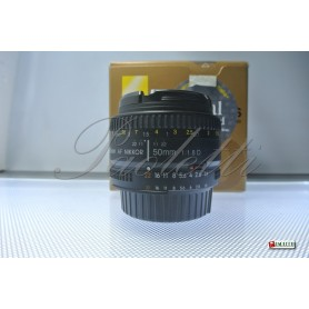 Nikon AF Nikkor 50mm 1:1.8 D Usato